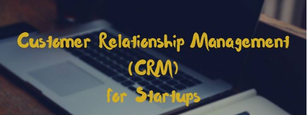 startup crm